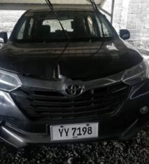 2016 Toyota Avanza Wagon