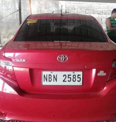 2016 Toyota Vios J MT J Gas