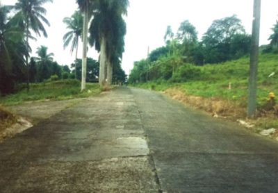 Countryside Estate, Lipa City Lot – Road Lot 1