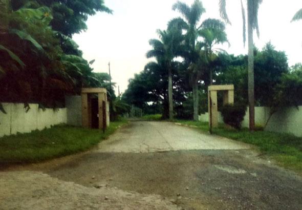 Countryside Estate, Lipa City Lot – Road Lot 1